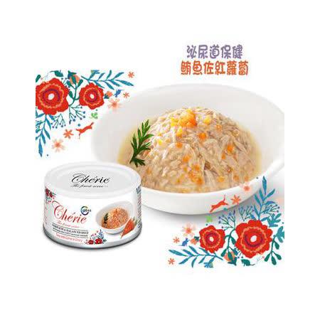 Cherie 法麗 全營養主食罐 共六種口味 80g X 24罐