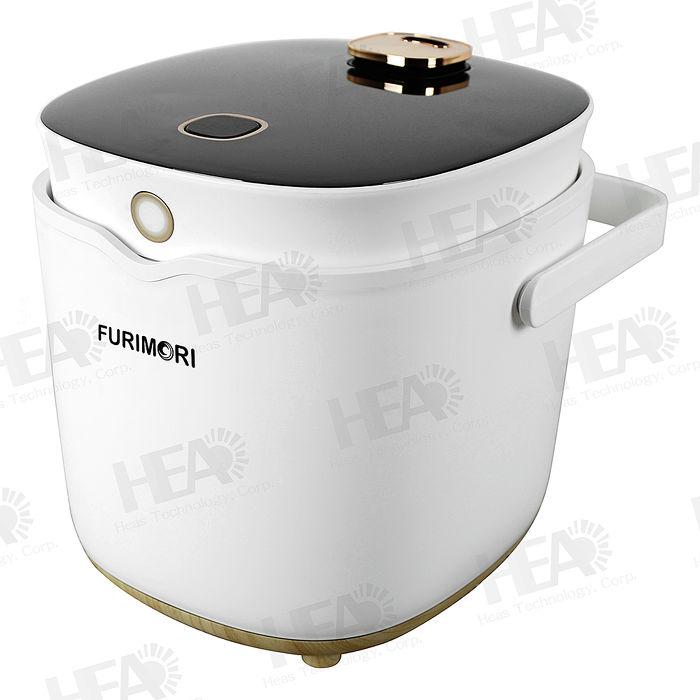 日本《富力森FURIMORI》智能微料理電鍋FU-EC223(限時特賣)