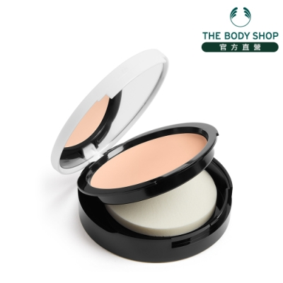 The Body Shop 花妍輕透光感粉餅20-9G