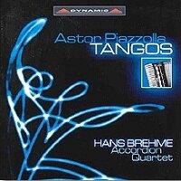 皮亞佐拉:探戈 Astor Piazzolla: Tangos (CD)【Dynamic】