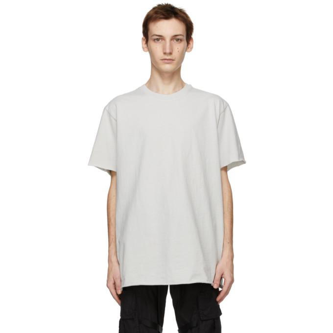 John Elliott 灰色 Anti-Expo T 恤
