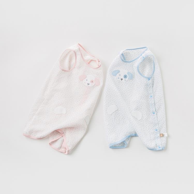 睡袋 davebella戴維貝拉夏季新款男女寶寶睡袋嬰幼兒卡通睡袋   麻吉好貨