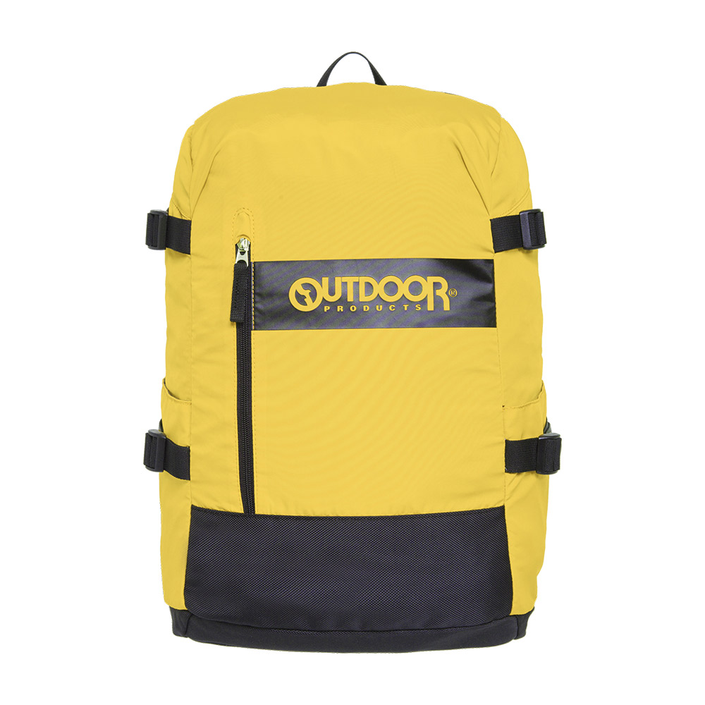 【OUTDOOR】風格前線-後背包-黃色 OD201115YL