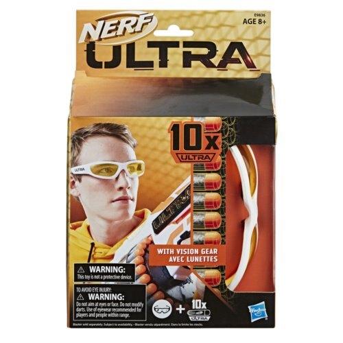 《NERF 樂活》孩之寶 極限系列 護目鏡彈鏢組 東喬精品百貨