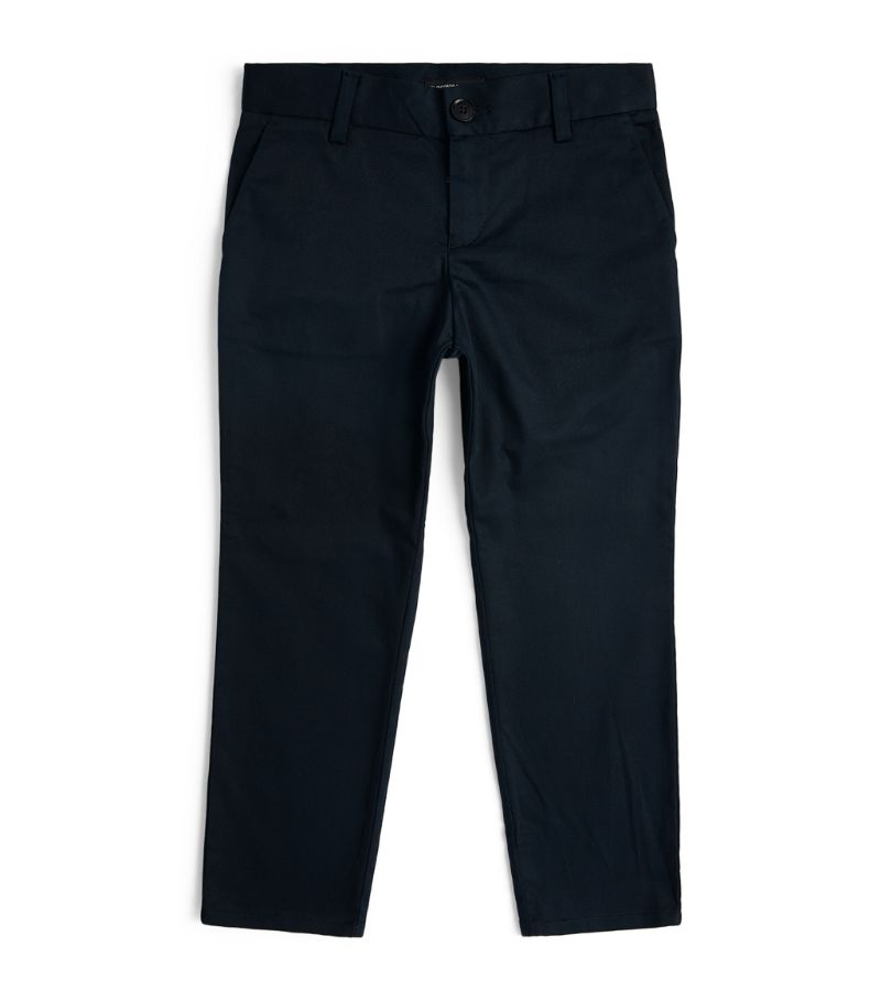 Emporio Armani Kids Formal Trousers (4-16 Years)