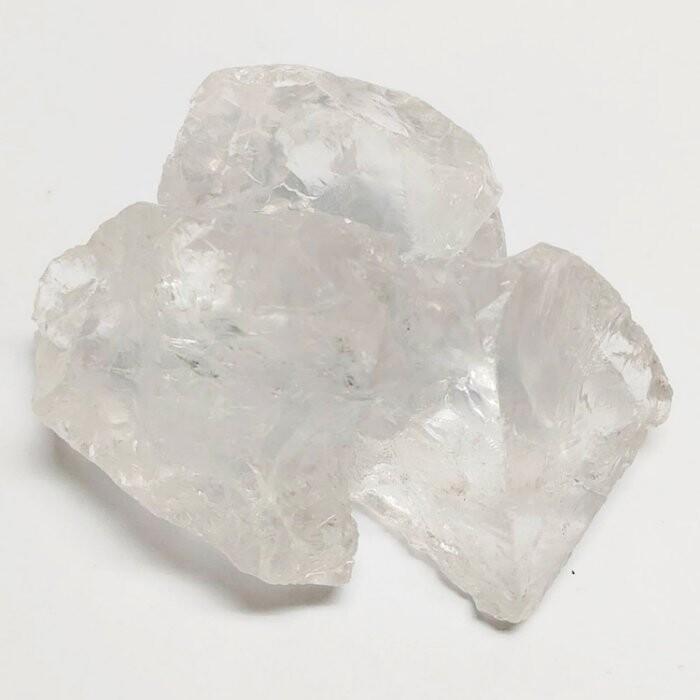 50-59公克天然白水晶原石療愈高頻能量骨幹水晶(一顆隨緣出貨)