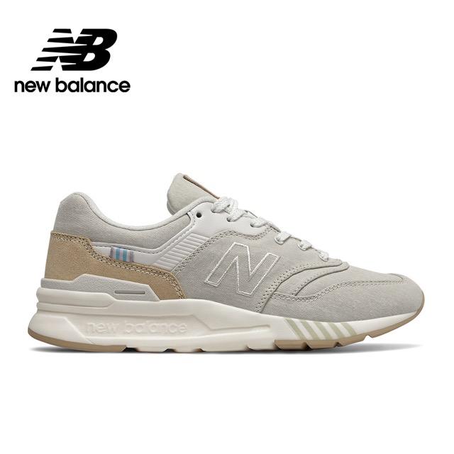 【New Balance】復古運動鞋_CW997HBG-B_女性_米白