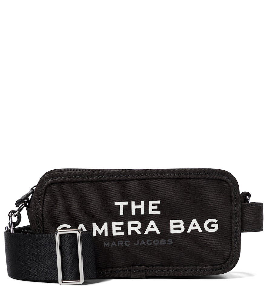 The Camera canvas crossbody bag