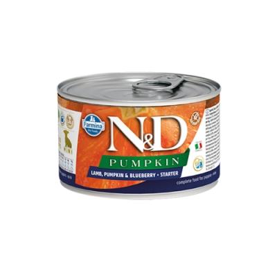 法米納天然南瓜無穀犬用主食罐系列140g(6入)