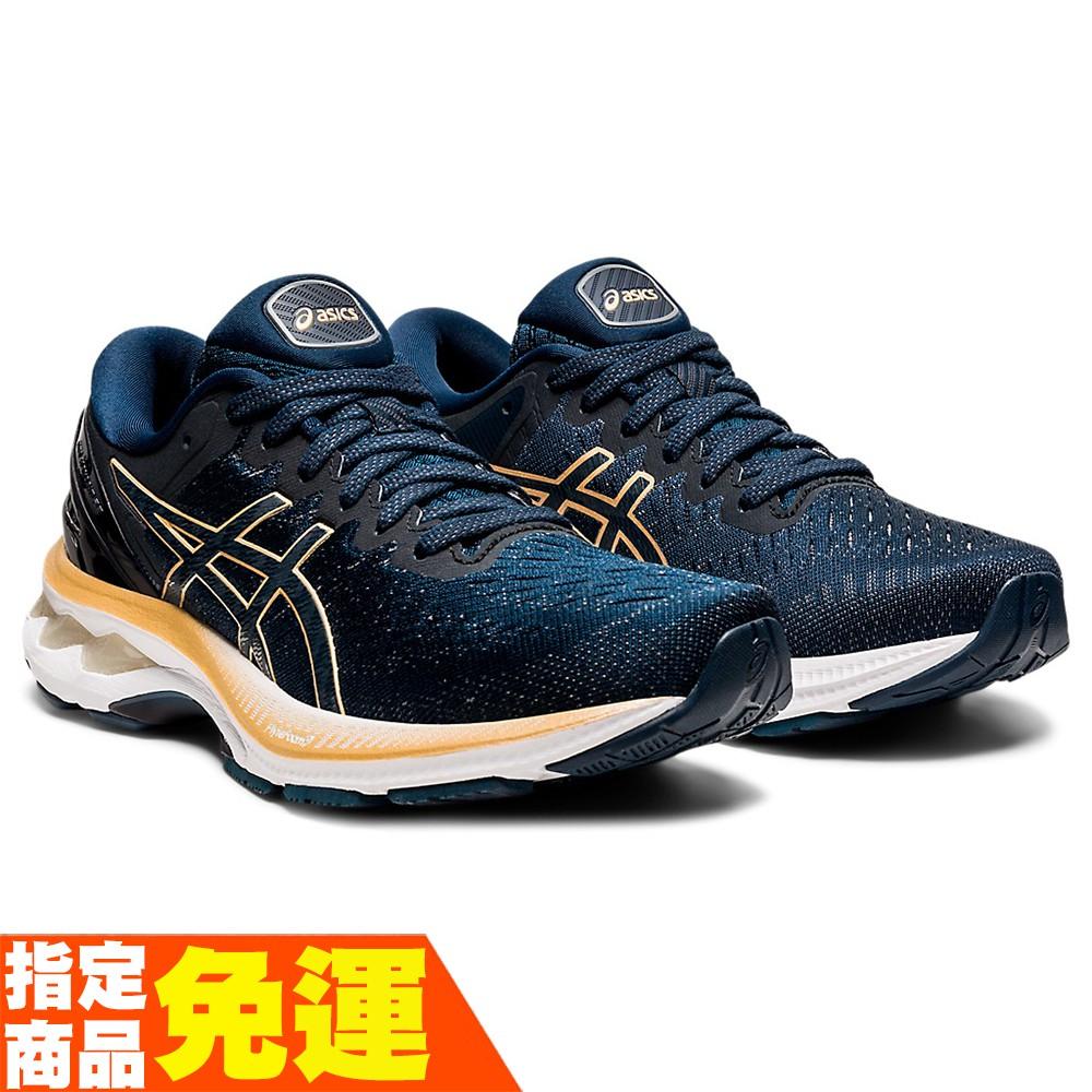ASICS GEL-KAYANO 27 一般楦 女慢跑鞋 支撐型 1012A649-402 贈腿套 21SS