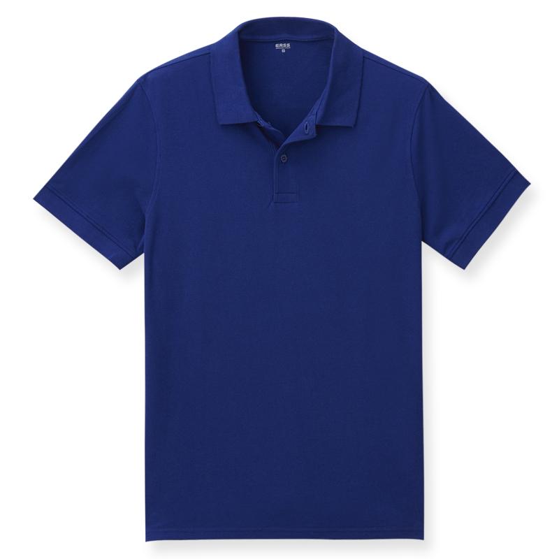 POLO衫(土耳其藍)-男