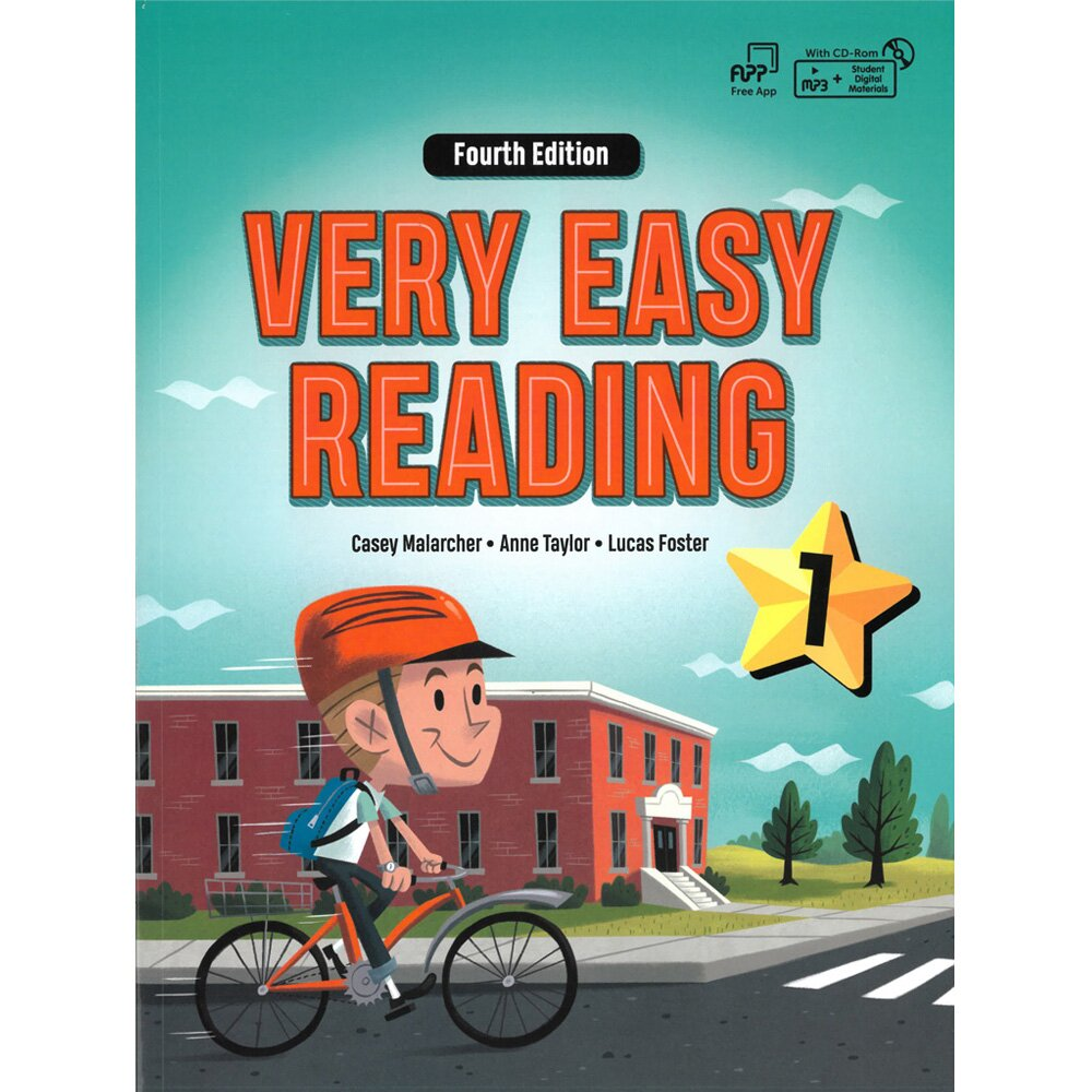 Very Easy Reading 1 4/e (with MP3)