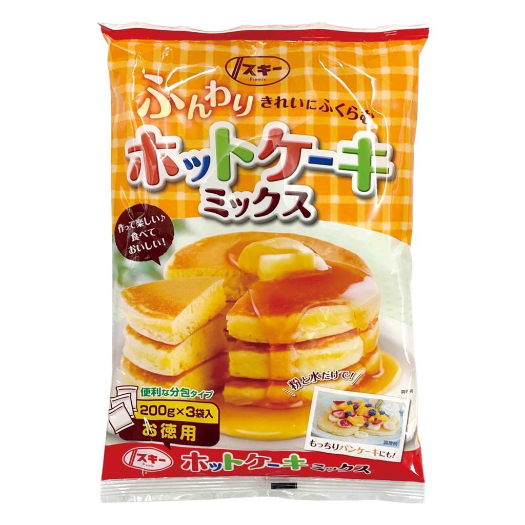 日本 奧本製粉 德用 鬆餅粉 600g 蛋糕粉 烘培粉