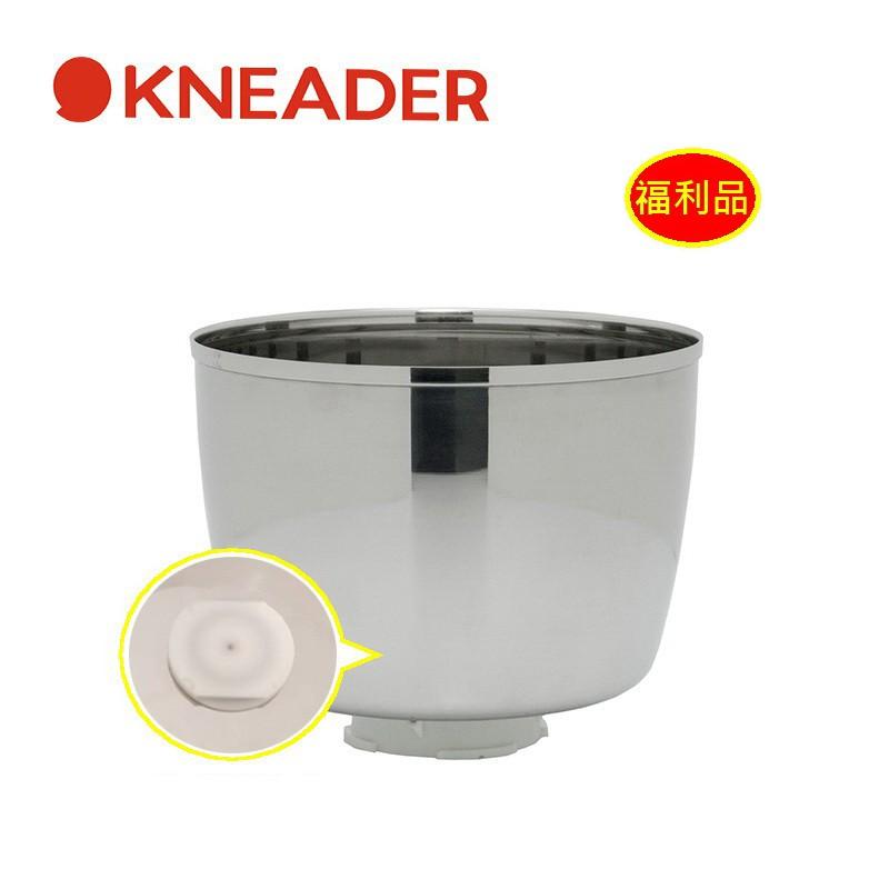 【福利品】日本KNEADER精揉機 PK1013T 不鏽鋼攪拌盆(不含棒) (台灣川山公司總代理)