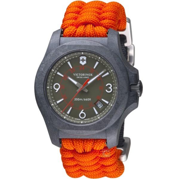 VICTORINOX SWISS ARMY瑞士維氏I.N.O.X. Carbon碳纖限量腕錶 VISA-241800.1