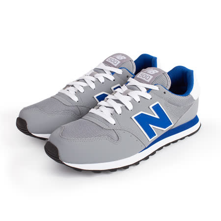 【NEW BALANCE】500 復古慢跑鞋-男(GM500TRS)
