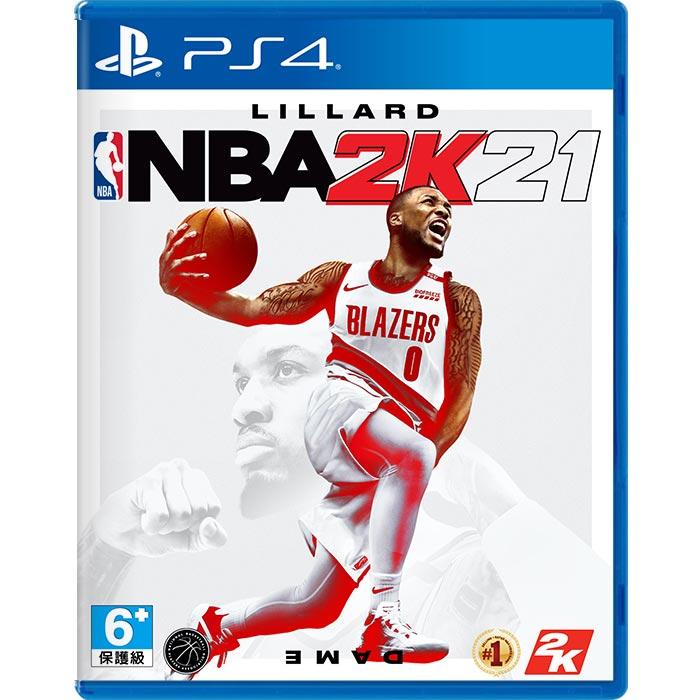 【PS4】NBA 2K21《中文版》