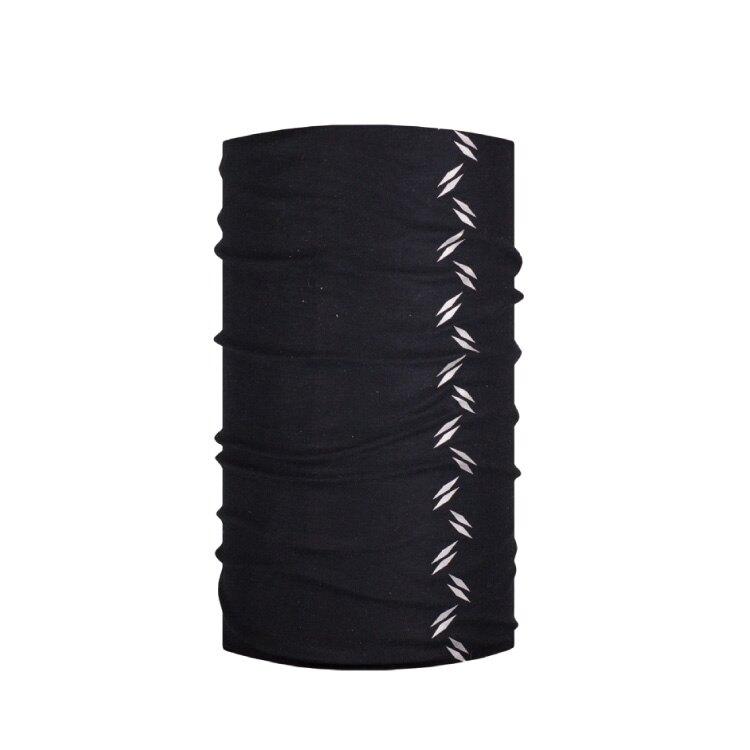 【領券滿$1500折150】Wind x-treme 薄荷香味反光多功能頭巾 MINT Reflect Wind 1288 MINTBLACK / 城市綠洲 (西班牙品牌、百變頭巾、防紫外線、抗菌)