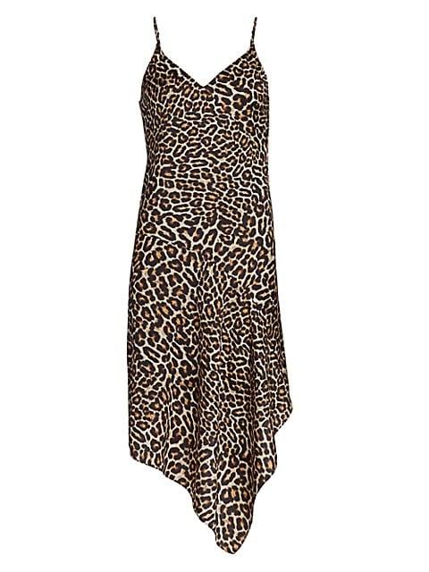 Eleonora Leopard Dress