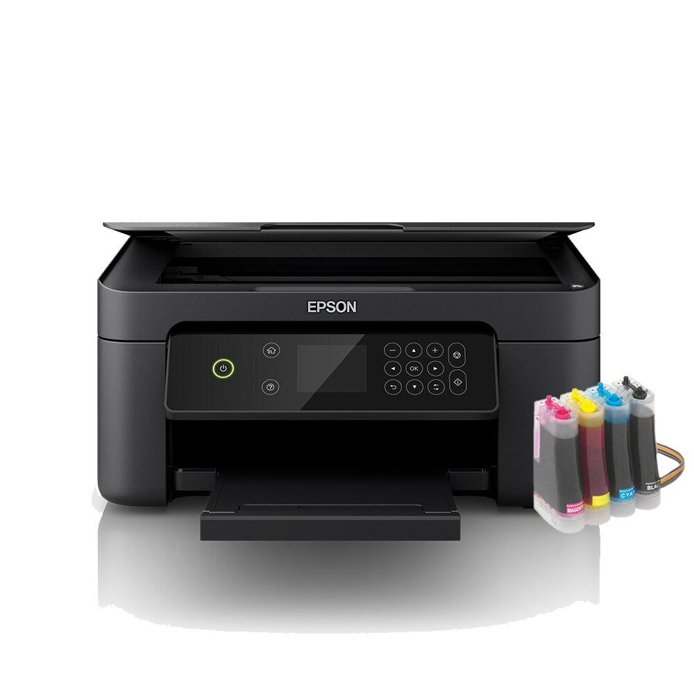 EPSON XP-4101 多功能印表機 《改連續供墨 XP4101》