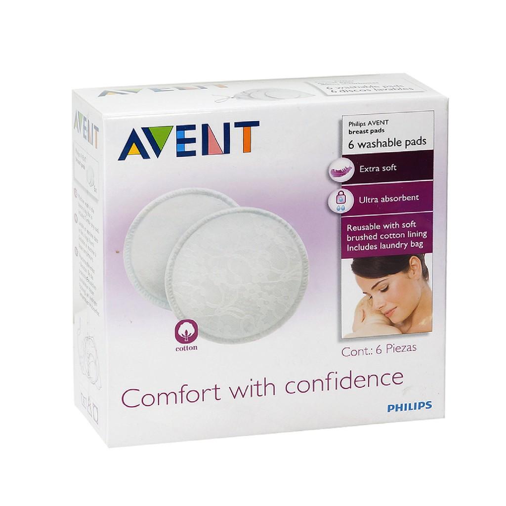 AVENT 可洗式防溢乳墊 新包裝到貨 最省錢 最環保的好選擇 HORACE