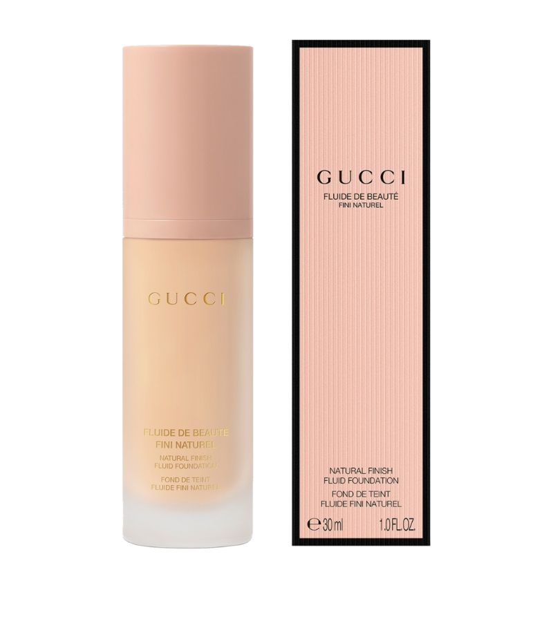Gucci Fluide De Beauté Fini Naturel Foundation