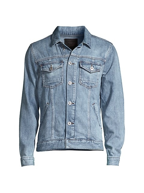 Scout Denim Trucker Jacket