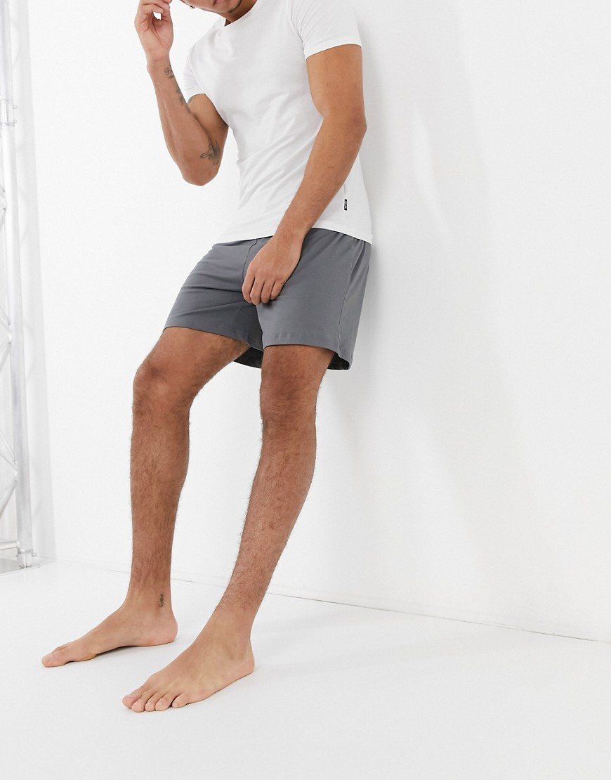 Loungeable lounge short in grey