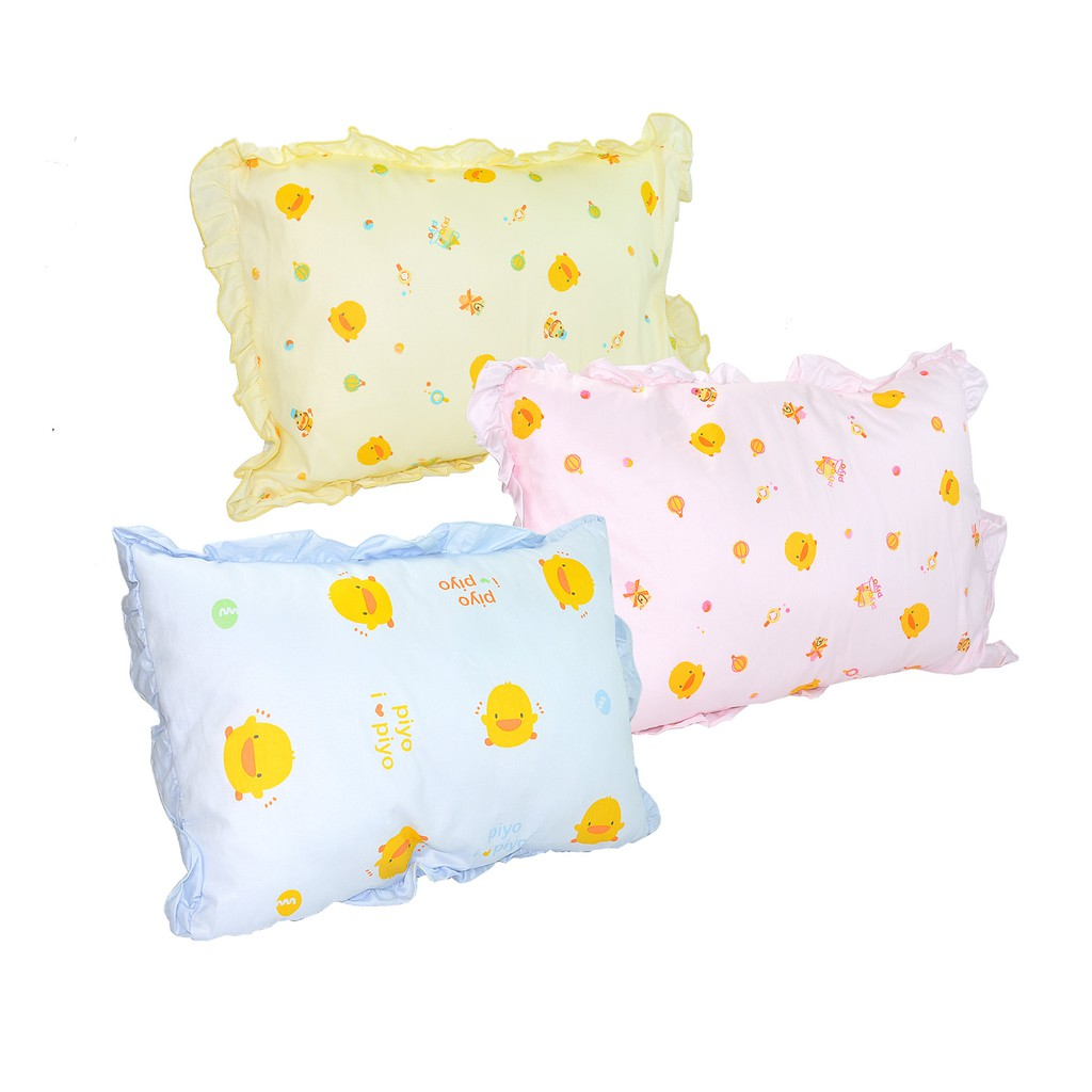 黃色小鴨兒童枕 (黃色 粉色 藍色可選)GT81311 HORACE