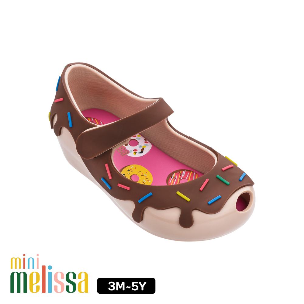 【Baby】甜甜圈系列_魚口娃娃鞋 咖 (MB30-32753 30)