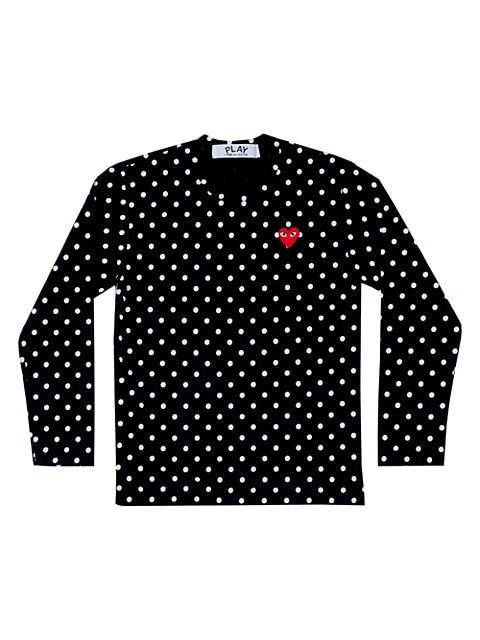 Polka-Dot T-Shirt