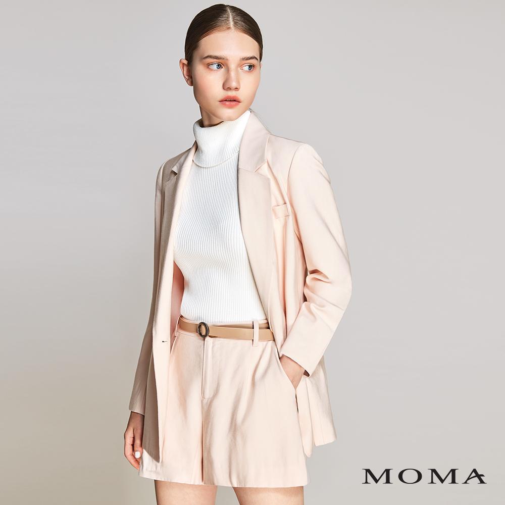 MOMA(01P047)西裝短褲