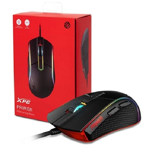 ADATA 威剛 XPG PRIMER RGB 電競滑鼠