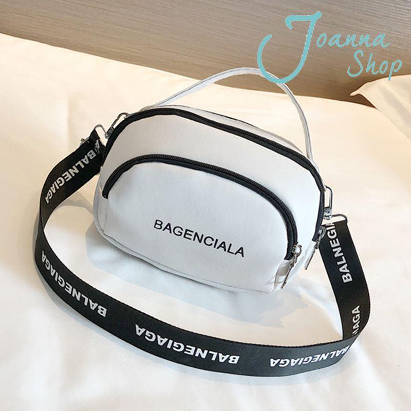 休閒蹦迪斜肩包1-Joanna Shop