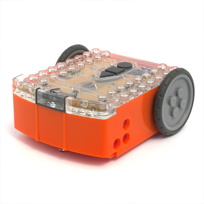 Edison V2.0 程式學習機器人(入門款)│結合積木樂