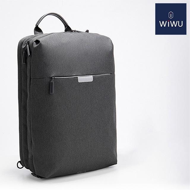 WiWU 奧德賽背包-黑