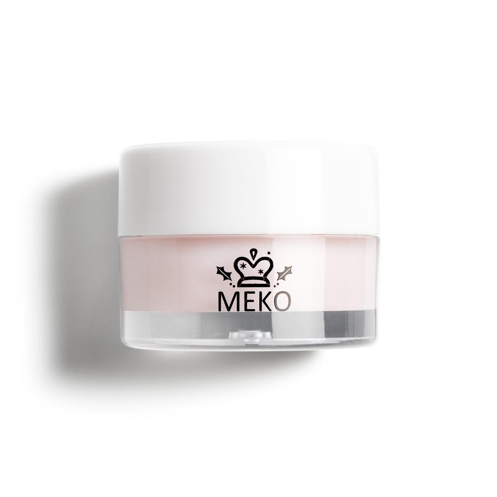 【MEKO】花現美妍香氛玫瑰素顏霜-旅行瓶10g