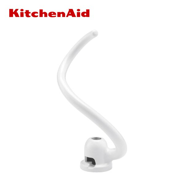KitchenAid 6Q不沾螺絲麵糰勾 *僅適用3KSM6583T攪拌機