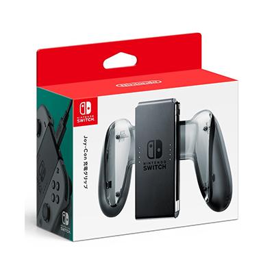 【NS周邊】Nintendo Switch Joy-Con 充電握把