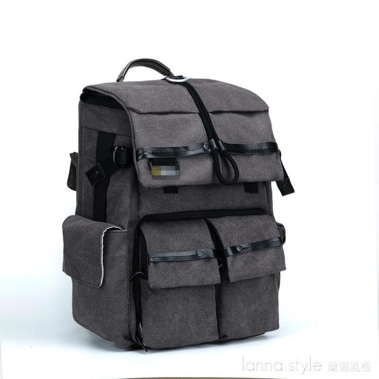 台灣現貨 國家地理5070 5072男女帆布休閒攝影包防盜雙肩單反相機電腦背包 新年鉅惠