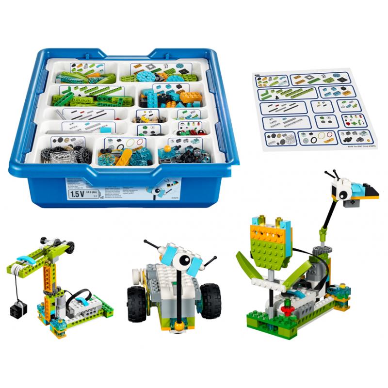 樂高 LEGO® Eduaction 生活科技機器人基本組