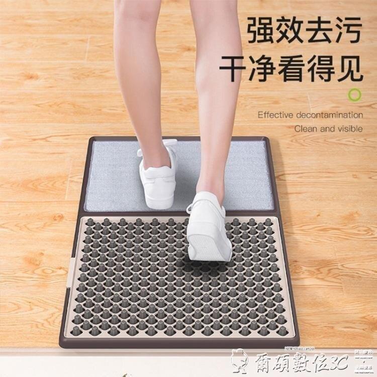 台灣現貨 消毒地墊 擦鞋底器進門門口地墊家用入戶吸水墊腳墊清潔門墊蹭腳消毒腳墊子 新年鉅惠