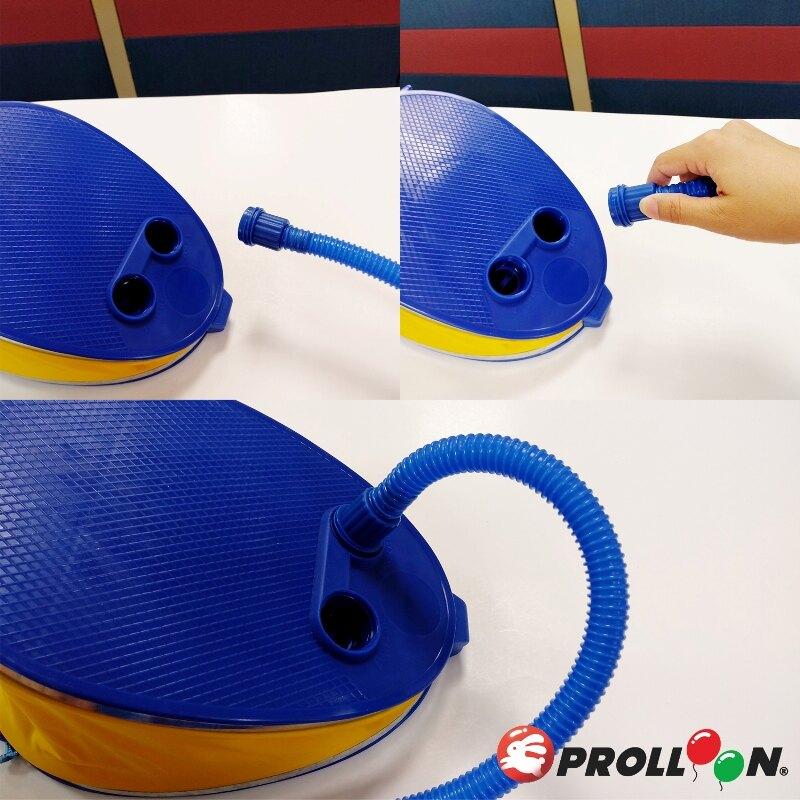 【大倫氣球】腳踩型充氣筒 Pump 台灣製造 氣球幫浦腳踩款 充氣球 灌氣球 打氣球 腳踩幫浦