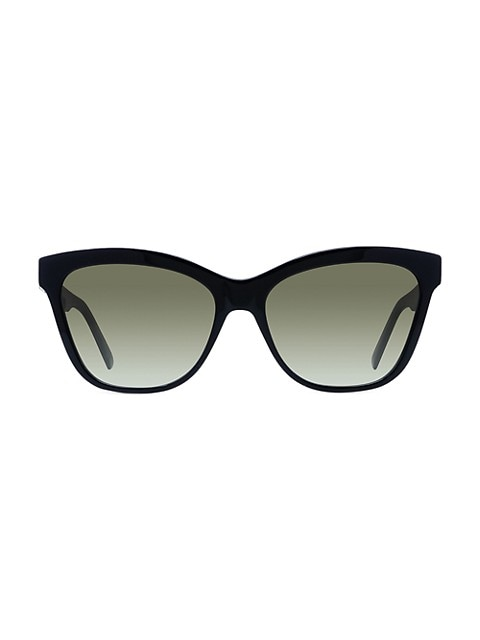 30Montaigne 56MM Cat Eye Sunglasses
