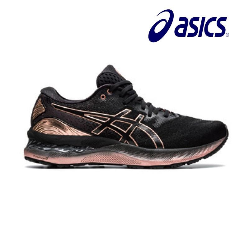 ASICS 亞瑟士 GEL-NIMBUS 23 PLATINUM 女慢跑鞋 1012B013-001