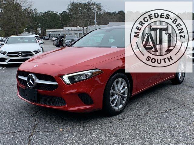 [訂金賣場]Certified 2020 A 220 Sedan