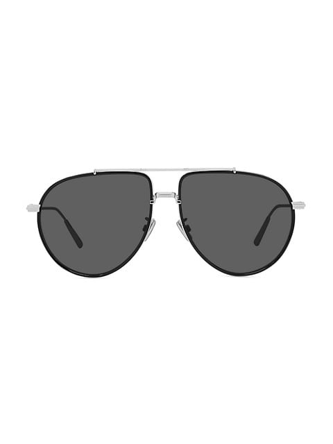 DiorBlackSuit 58MM Pilot Sunglasses