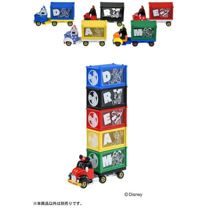 《TAKARA TOMY》TOMICA  DM經典貨DREAM櫃小車-米妮 東喬精品百貨