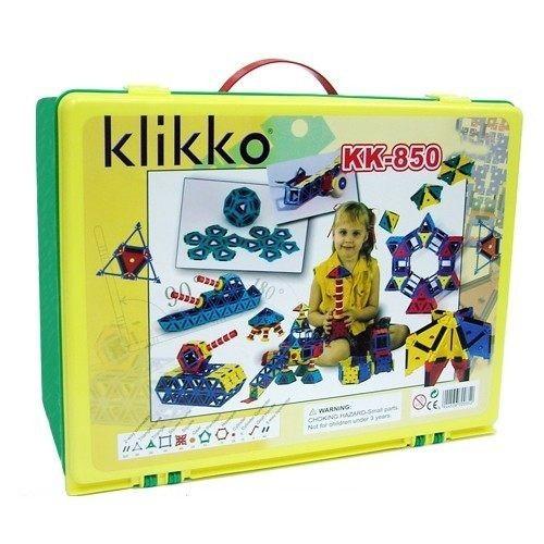 【KLIKKO】KK-850 工程智慧片 建構片 教具 教材