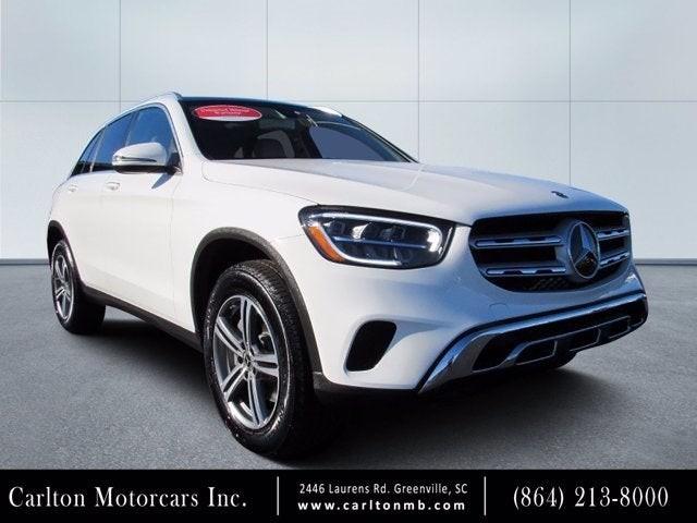 [訂金賣場]Certified 2020 GLC 300 SUV